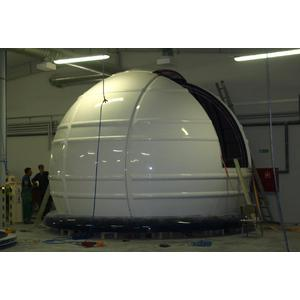 Omegon Observatory dome, 5.5m diameter