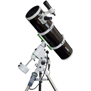 Skywatcher Telescope N 200/1000 Explorer 200P HEQ5 Pro SynScan GoTo