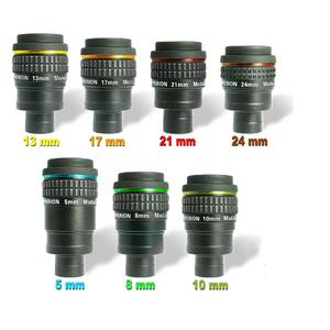 Baader Kompletter Satz Hyperion Okulare 5 / 8 / 10 / 13 / 17 / 21 / 24mm