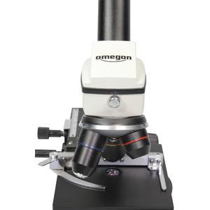 Omegon Microscope MonoView, MicroStar, achromat, 1280x, LED