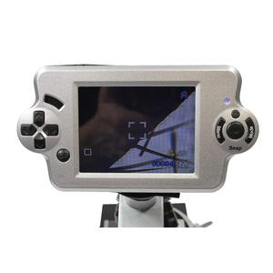 "Omegon Microscope DigitalView LCD, achromat, 400x, 2MP camera, 3,5""LCD"