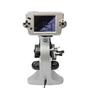 "Omegon Microscope DigitalView LCD, achromat, 400x, 2MP camera, 3,5""LCD"