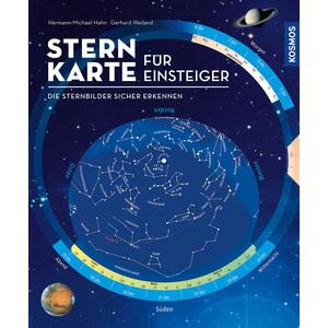 Kosmos Verlag Sternkarte für Einsteiger