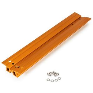 """Baader V(EQ) a coda di rondine per Celestron 8"""" SC / HD, anodizzato arancio"""