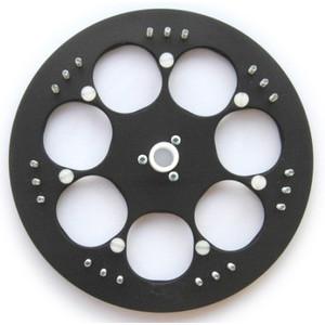 Starlight Xpress Carosello per filtri SXV con  portafiltri 7x 36mm
