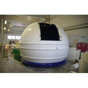 Omegon Observatory dome, 4m diameter