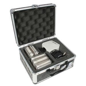 baader transportkoffer koffer f r safety herrschel prisma mit f chern f r bis zu 5 filtern. Black Bedroom Furniture Sets. Home Design Ideas