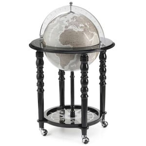 Zoffoli Globe Bar Elegance Black/ Warm Grey 40cm