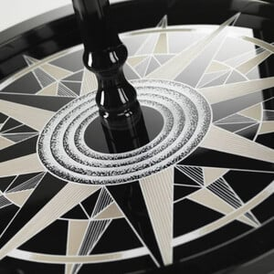 Zoffoli Globusbar Elegance Black 40cm