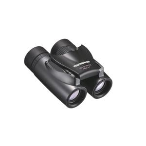 Olympus 10x21 RC II Slim binoculars, dark silver, incl. case