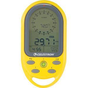 Celestron Bussola elettronica TrekGuide, gialla