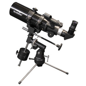 Télescope Skywatcher AC 80/400 StarTravel 80 - Trépied de table