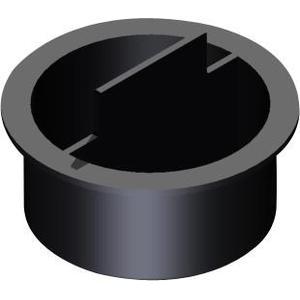 Omegon Capot en plastique 31,75 mm (mâle)