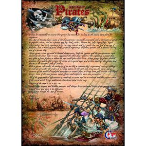 RayWorld The Age of Pirates map