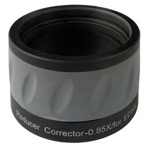 Skywatcher Apochromatischer Refraktor AP 100/900 ED EvoStar DS Pro OTA + 0.85x Reducer/Corrector