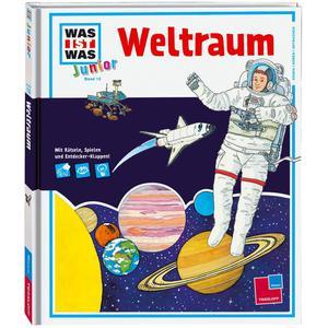 Tessloff-Verlag WAS IST WAS Junior Band 13: Weltraum