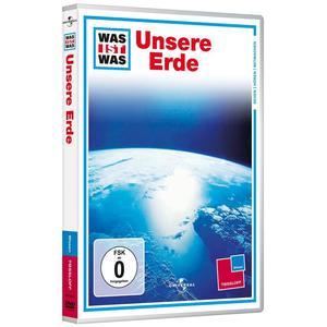Tessloff-Verlag WAS IST WAS DVD Unsere Erde