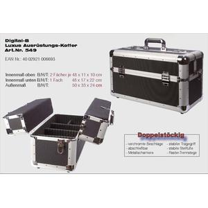Bilora Luxus Alu Koffer Digital B II