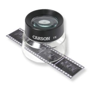 Carson Lente d`Ingrandimento LumiLoupe 7x