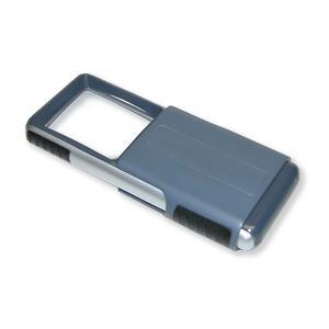 Carson MiniBrite 3X magnifying glass, illuminated
