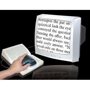 Carson Lente d`Ingrandimento DR-200, ezRead occhiali da lettura digitali