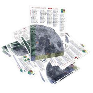 Livre Amds édition  La Carte de la Lune