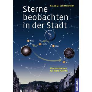 Kosmos Verlag Buch Sterne beobachten in der Stadt