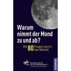 Kosmos Verlag Buch Warum nimmt der Mond zu und ab?