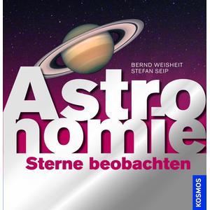 Kosmos Verlag Buch Astronomie - Sterne beobachten