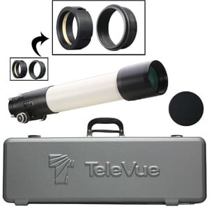 TeleVue Apochromatic refractor AP 101/540 NP-101is imaging system OTA