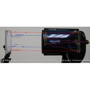 """Hotech Colimador láser Advanced CT para enfocadores 1,25"""" con ajuste preciso"""