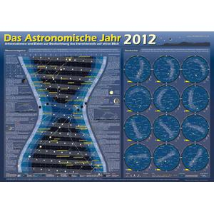Poster Das Astronomische Jahr 2012