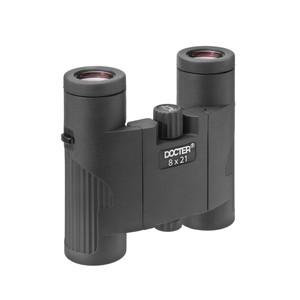 DOCTER Binoculares 8x21 compact