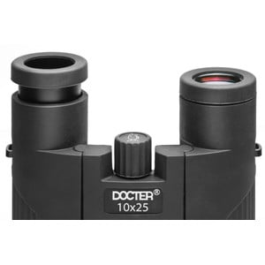DOCTER Fernglas 10x25 compact