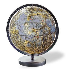 Columbus Moon globe, 26cm