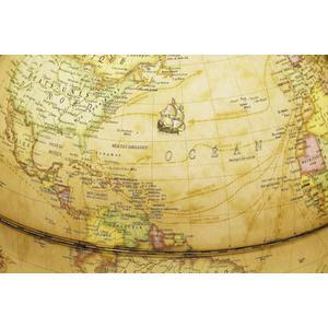 Columbus Globe Renaissance 603058, Antique Design
