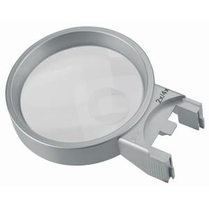 Schweizer Testa lente d'ingrandimento per Tech-Line Modular 2x / 4x