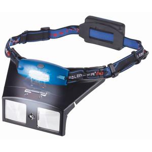 Schweizer Lente d`Ingrandimento Portalenti con illuminazione LED