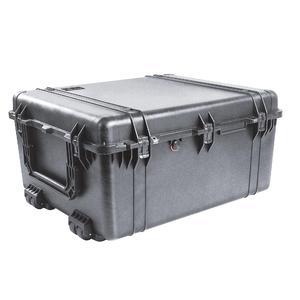 PELI Valigetta M1690 nera incl. fettucce di materiale espanso incl. rotolini