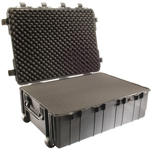 PELI Valihetta M1730 nera incl. materiale espanso incl. rotolini