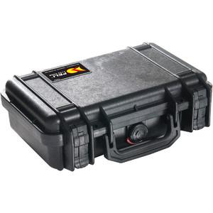 PELI Valise M1170 noire, avec cubes en mousse