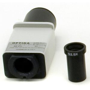 Optika Adattore Fotocamera Tubo fotografico con anello adattatore T2 SZ-PK e oculare fotografico SEPhon4