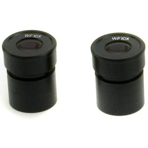 Optika WF10X/20mm eyepieces ST-002 (pair of) for stereo series