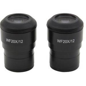Optika Oculare Oculari (coppia) ST-162 WF20x/12mm perSZP serie Modulare