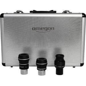 Omegon Valise Deluxe pour oculaires, optimisée pour focales jusqu'à 1200mm