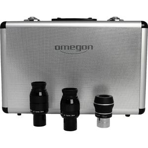 Omegon Geamantan cu oculare Deluxe, optimizat pentru distanţe focale de la 1200 mm până la 1800 mm