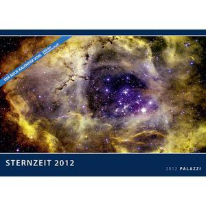 Palazzi Verlag Kalender Sternzeit 2012