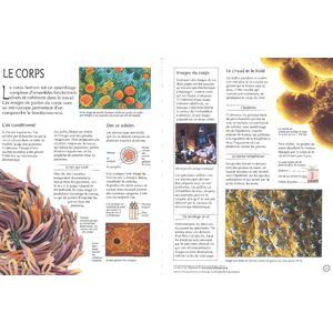 Edition Usborne Le Monde Microscopique