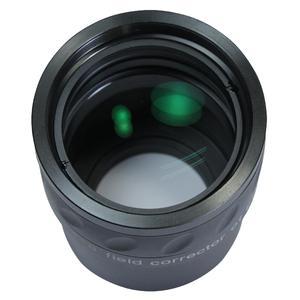 """Omegon Aplatisseur de champ - Field Flattener - 3"""" avec filetage 48mm pour caméra et filetage 73mm pour porte-oculaire apochromatique 126 et 150mm"""