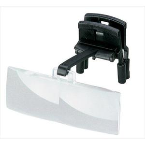 Eschenbach Magnifying glass labo-clip 2x, bino